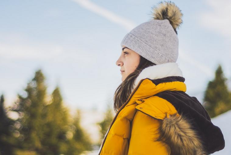 Trockene Haut im Winter richtig pflegen