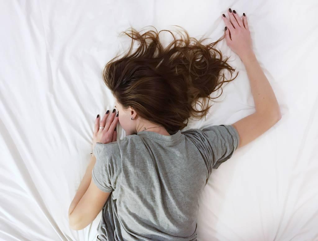 Gut schlafen bei Hitze