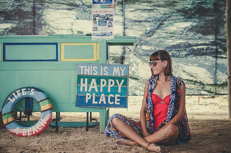 Happy Place: Wie du dir zuhause positive Gedanken machst