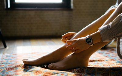 Wie wichtig ist Fußpflege?